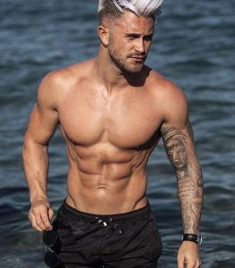 Ross Worswick Ex on the Beach