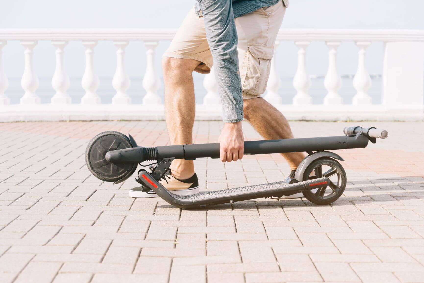 Fastest folding electric scooter 2021